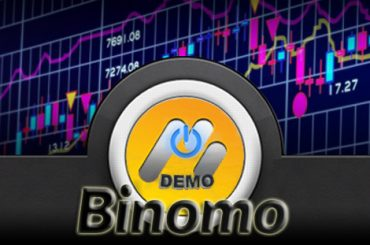 Как открыть учебный демо-счет у брокера Биномо