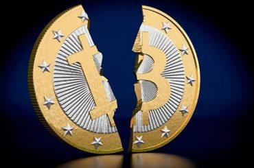 Как повлияет разделение цепи на Bitcoin