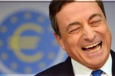 Марио Драги обвалил евро