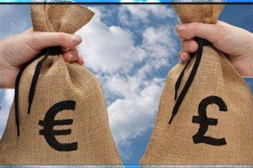 Евро и фунт дорожают в конце недели