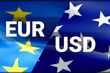 EURUSD торгуется в середине недельного диапазона